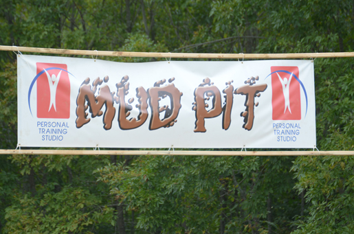 Tech softball team gets dirty for a cause in 2013 mud run