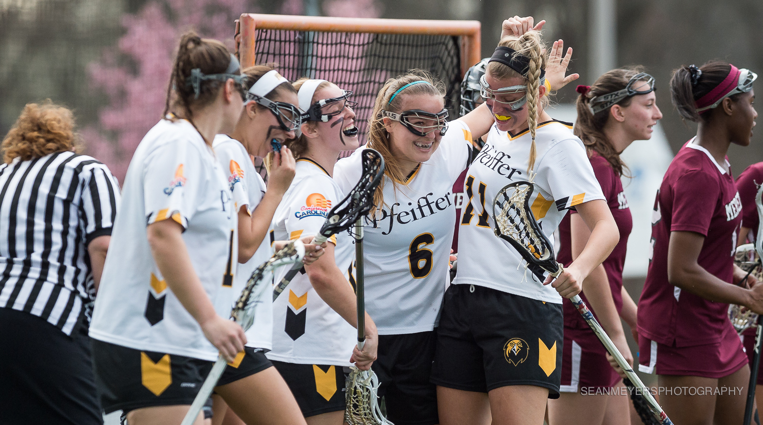 Women's Lacrosse Extends Winning Streak to Eight in Road Victory at N.C. Wesleyan