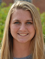Lauren Hopkins, Mary Washington, Field Hockey, Sophomore