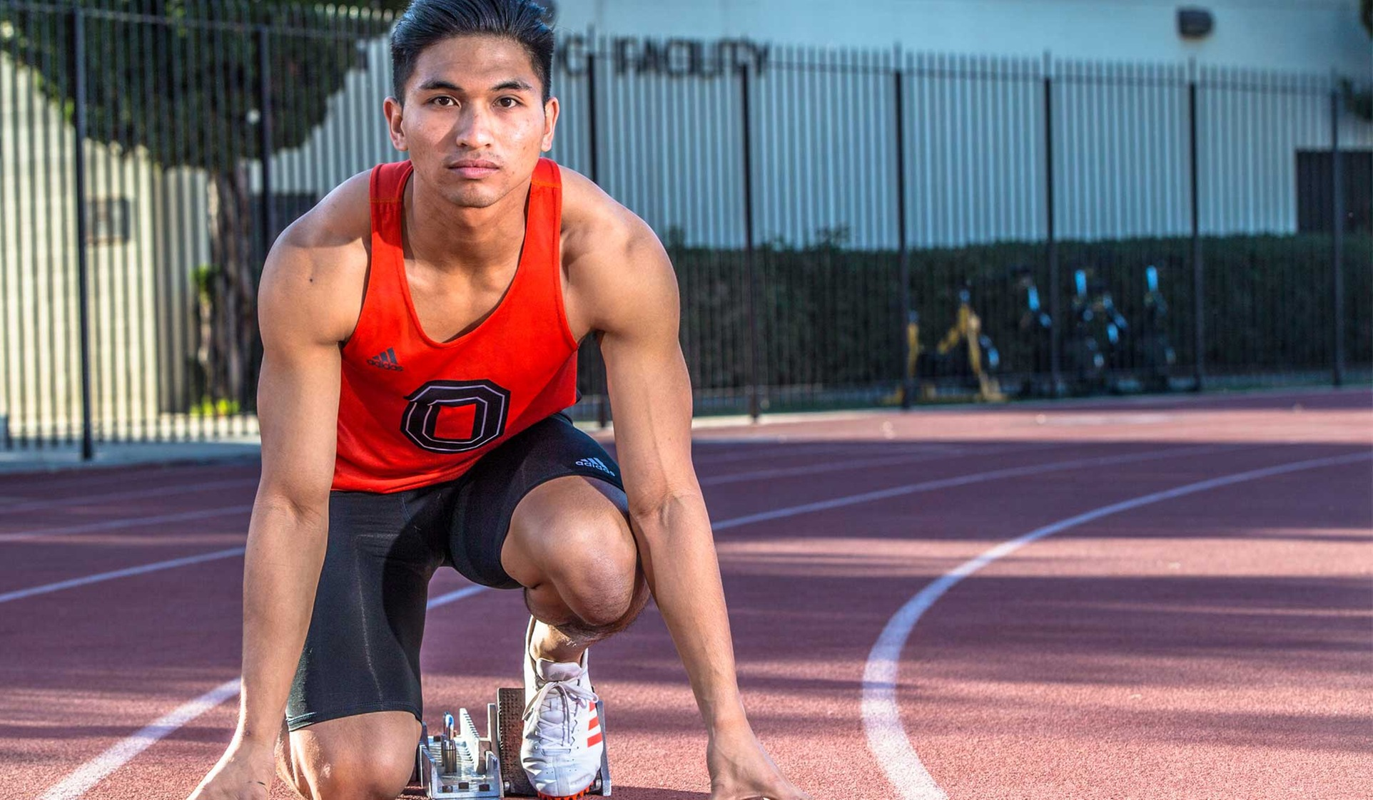 Oxy Track and Field Teams Go 4-0