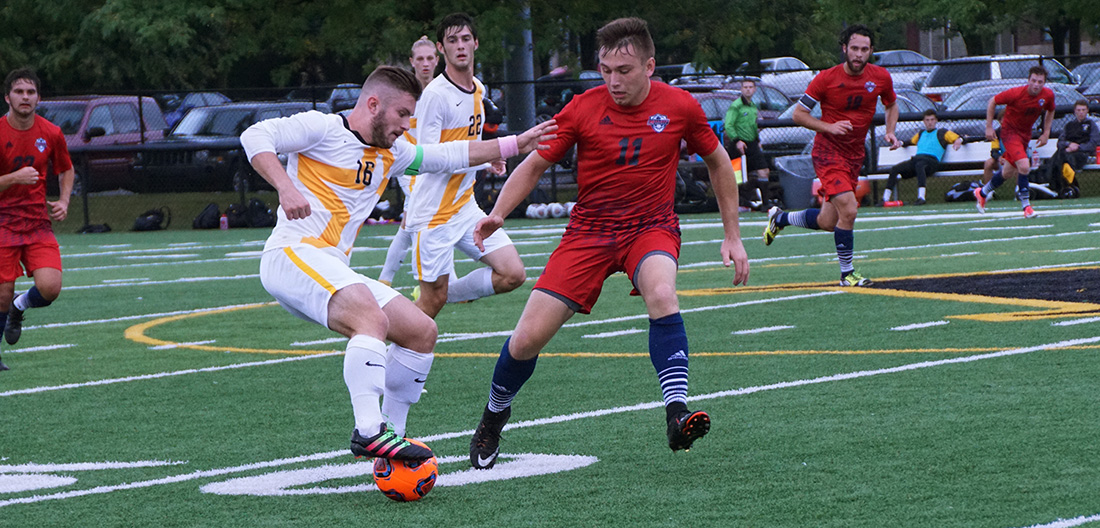 Men's Soccer's Kasprzak Named To CoSIDA Academic All-District First Team