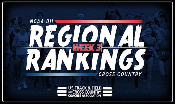 Cavaliers Cross Country Stays at No. 5 in Both Polls