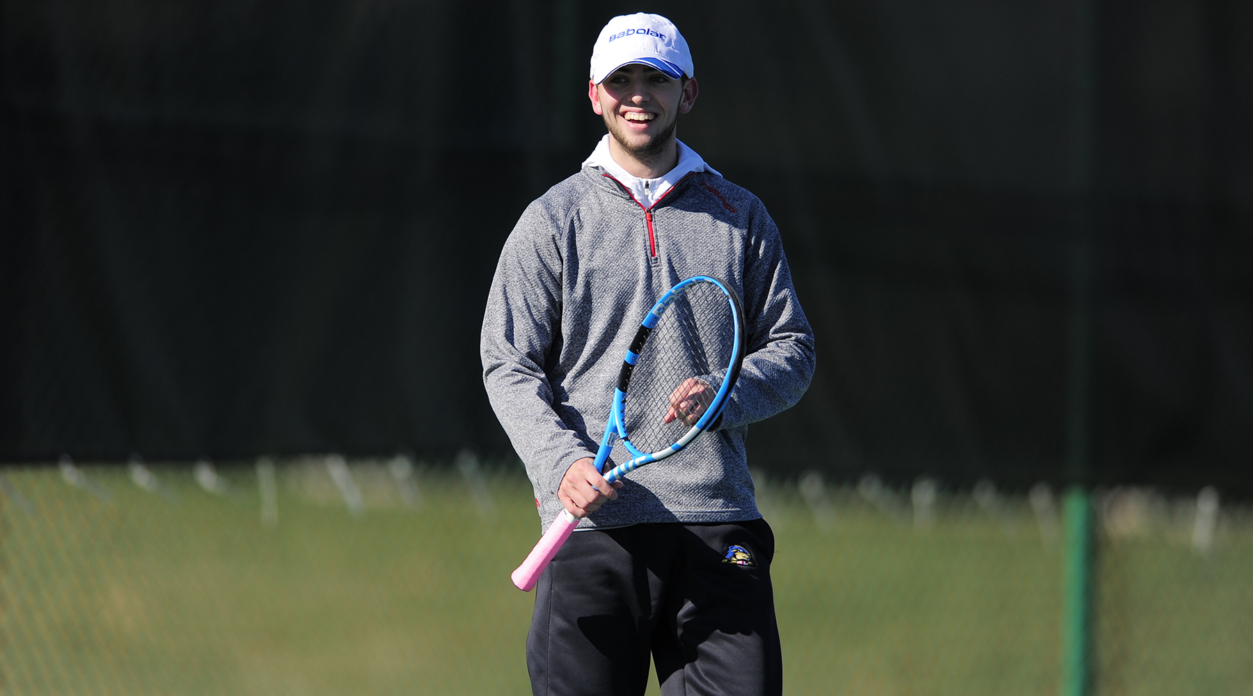 Men's Tennis' Slade Dumas Named Goucher College Athlete of the Week