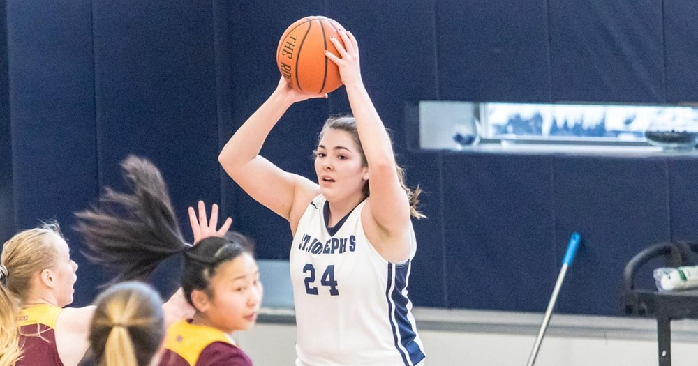 Farmingdale's Dominant Second Half Gives Them Victory Over Women's Basketball