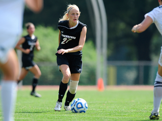 Fords' mastery over Bryn Mawr continues with 1-0 win