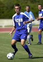 Men's Soccer Rallies To Tie UC Irvine                                       2-2 In Double Overtime