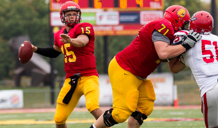 PREVIEW: Ferris State Football Opens 106th Season This Thursday At McKendree