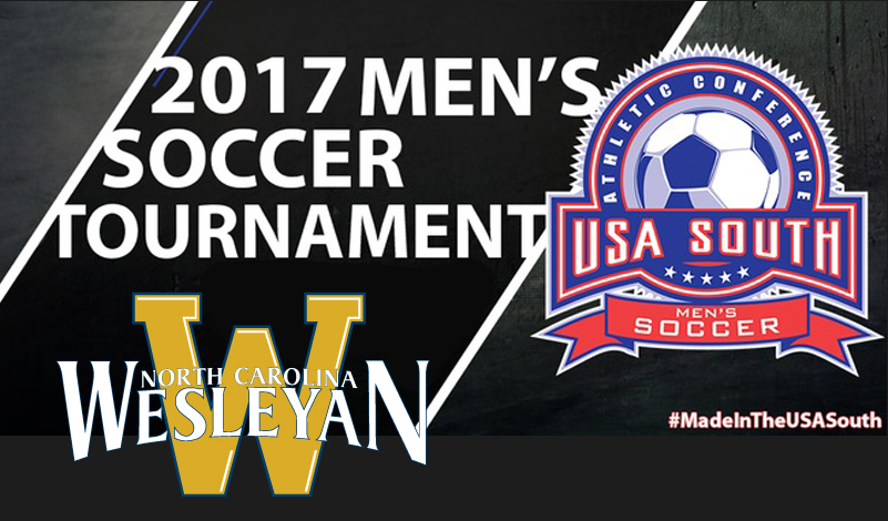 Wesleyan Men Advance to Host USA South Tourney Final Rounds