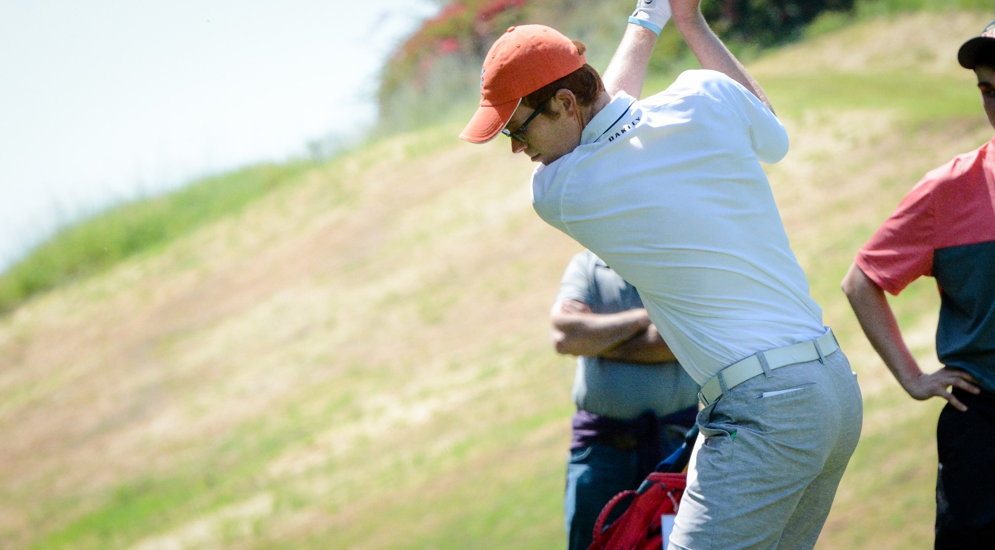 No. 22 Men's Golf on top after first round of SCIAC Championships