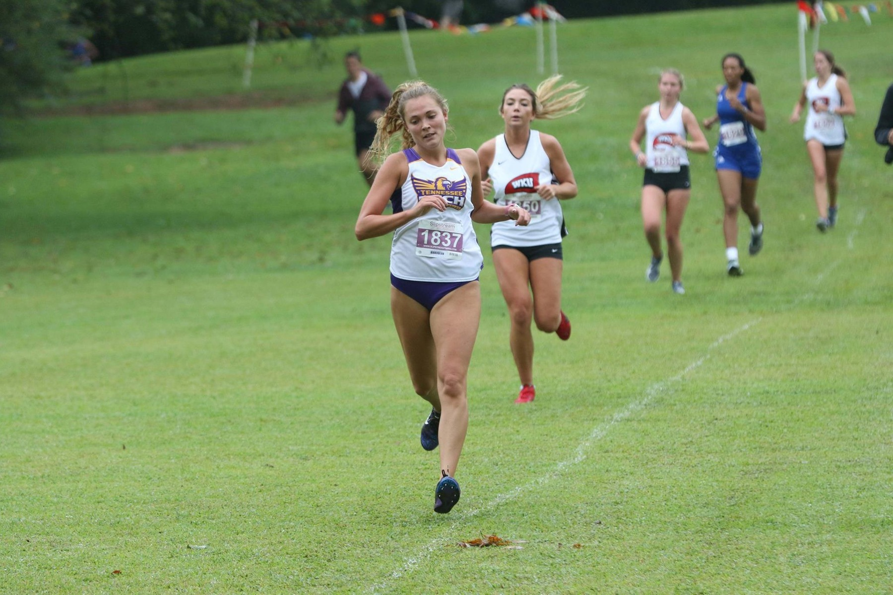 Tech women's cross country stays in-state for Commodore Classic