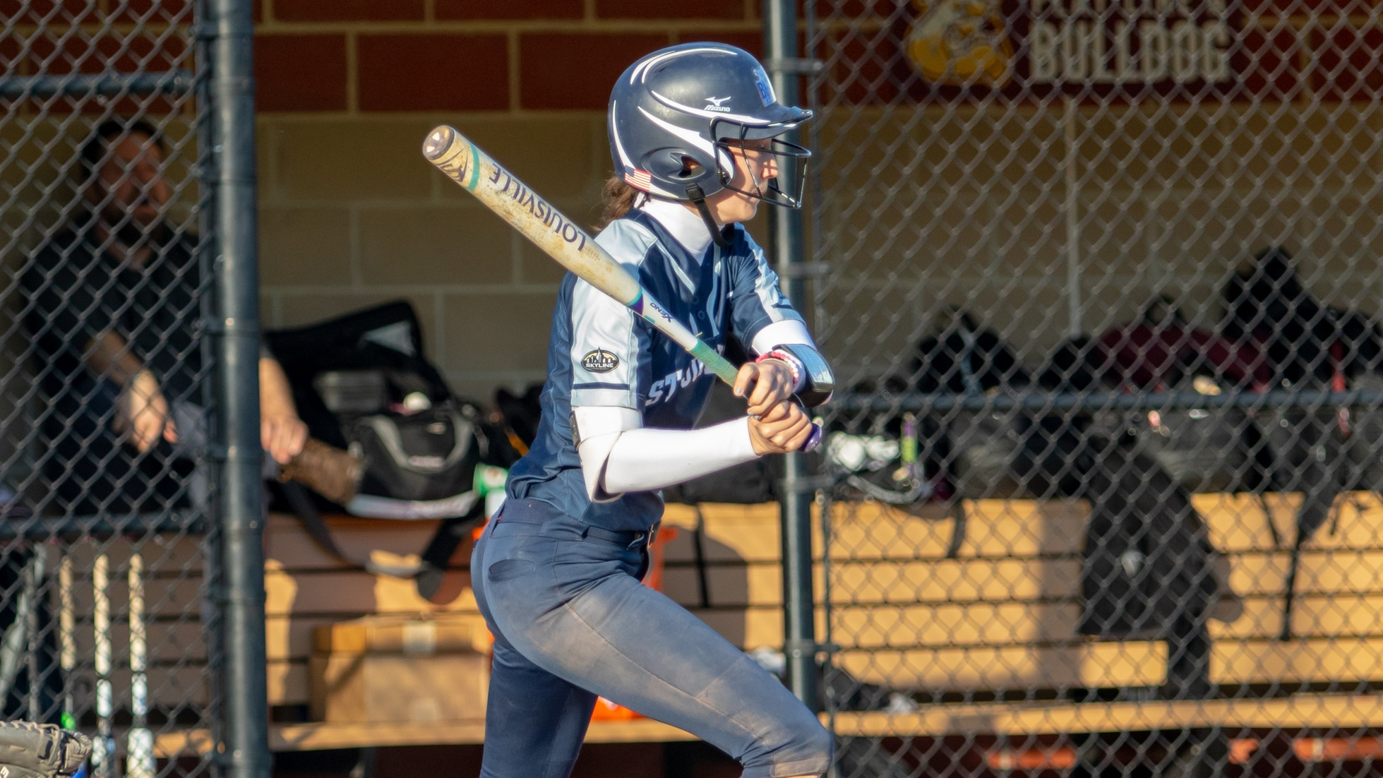 Mahoney Has A Day as Softball Blanks Brooklyn College in Sweep