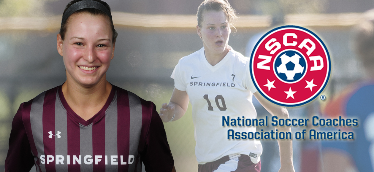 Messier Earns NSCAA Division III Women's Soccer All-America Honors