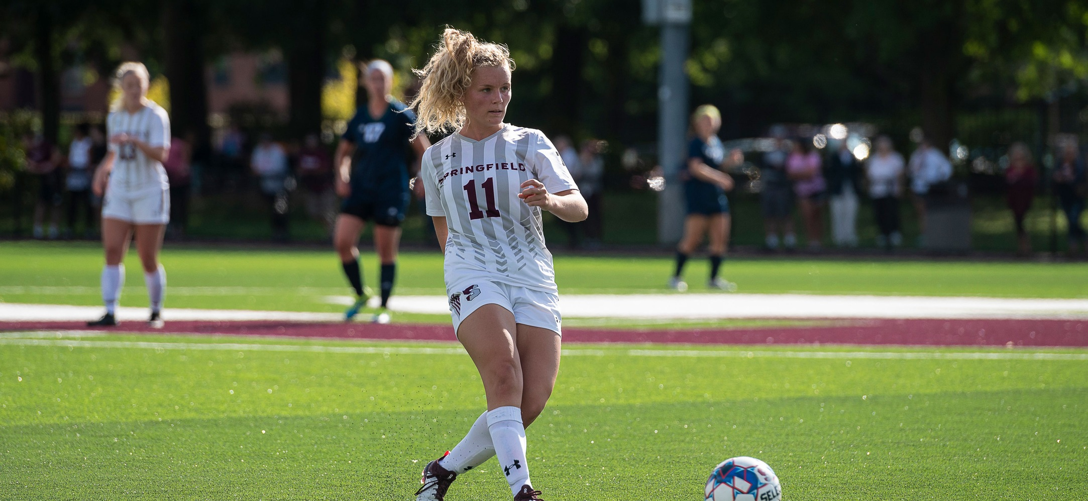 Women's Soccer Edges Clark, 1-0