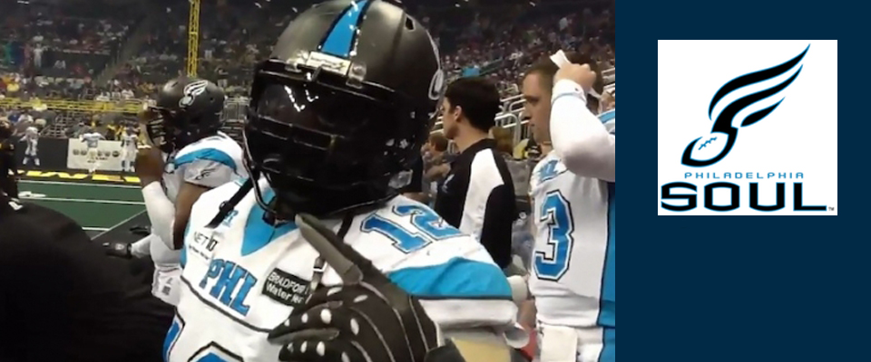Robinson Standing Out For Philadelphia Soul