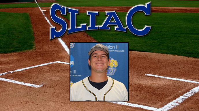 SLIAC Players of the Week - May 8