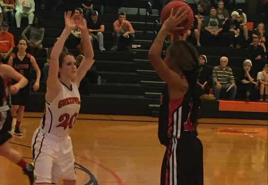 Women's Basketball Struggles at Greenville