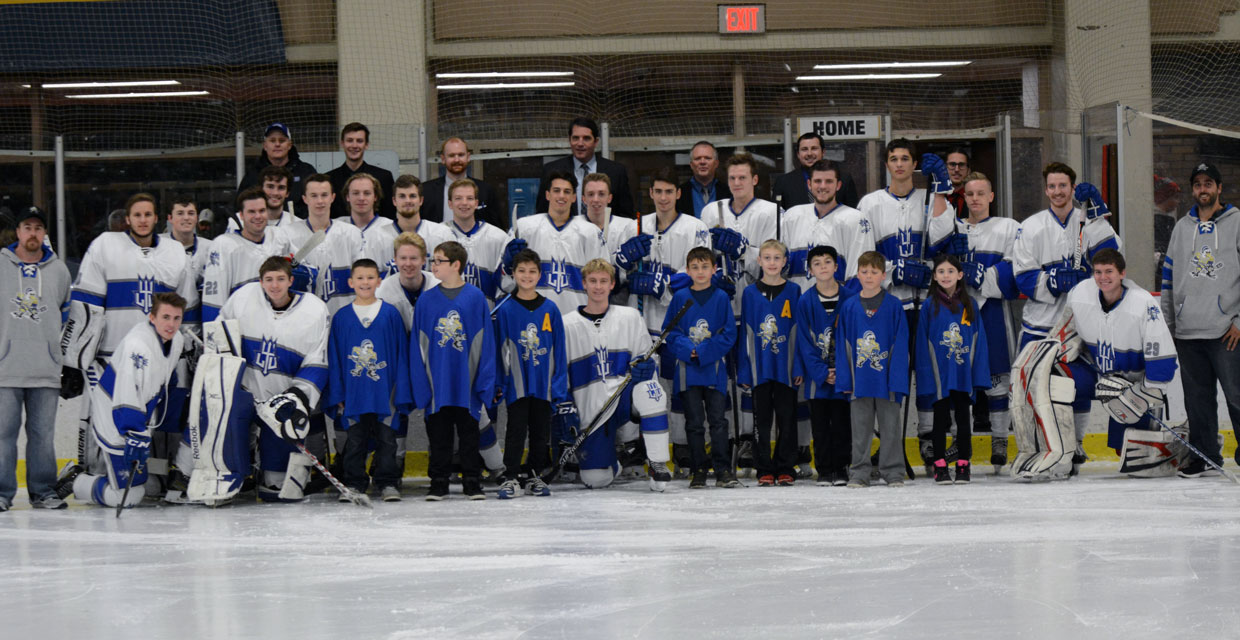 Youth Night - LTU White and the Dearborn Ducks