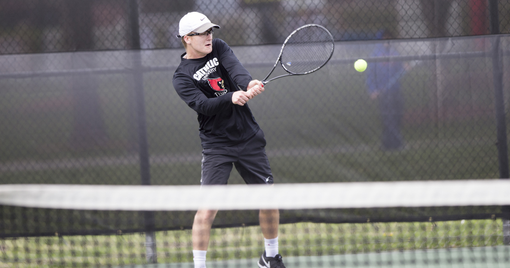 Catholic Competes at ITA Regionals and York