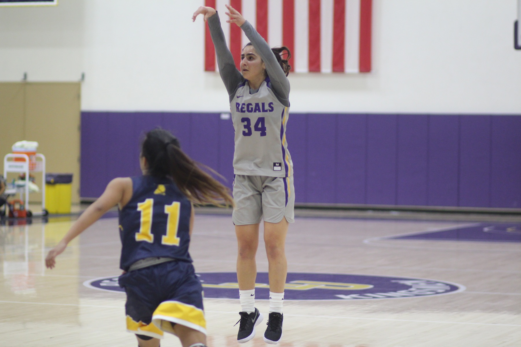 Regals' Late Three-Pointers Seal Win