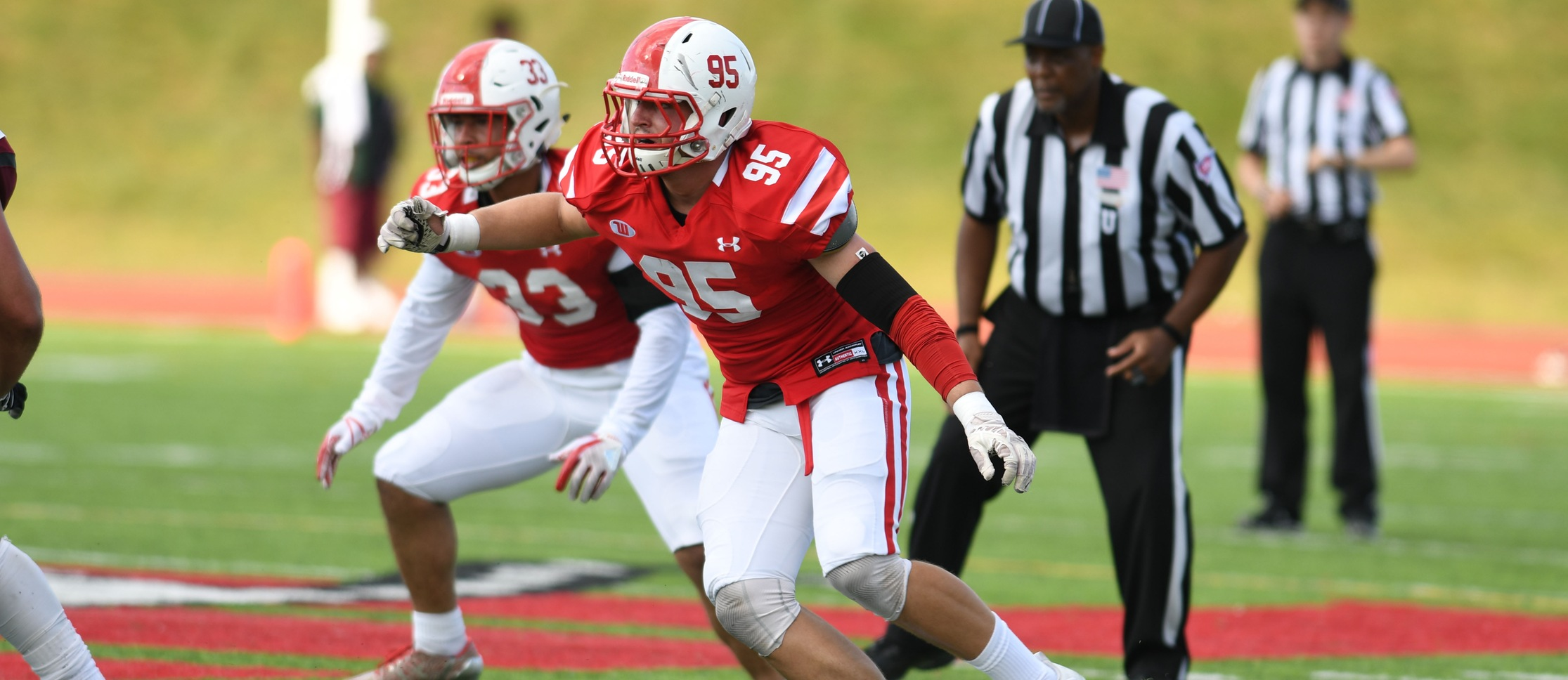 #14 Wittenberg Holds Kenyon to Negative Rushing Yards in 48-11 Victory