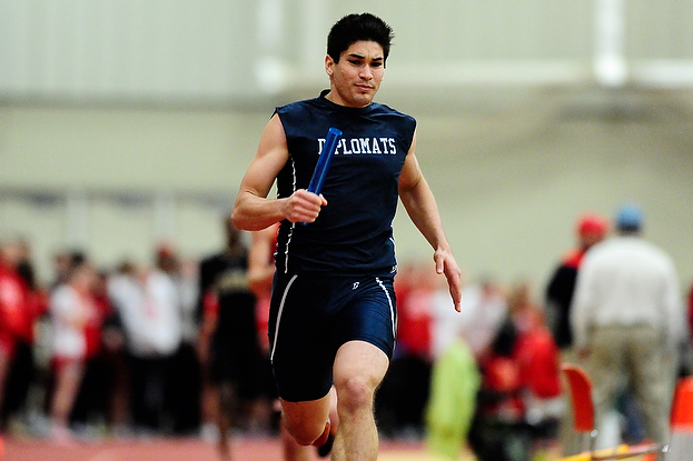 Rivera, 4x400 Relay Victorious at Little Three Meet