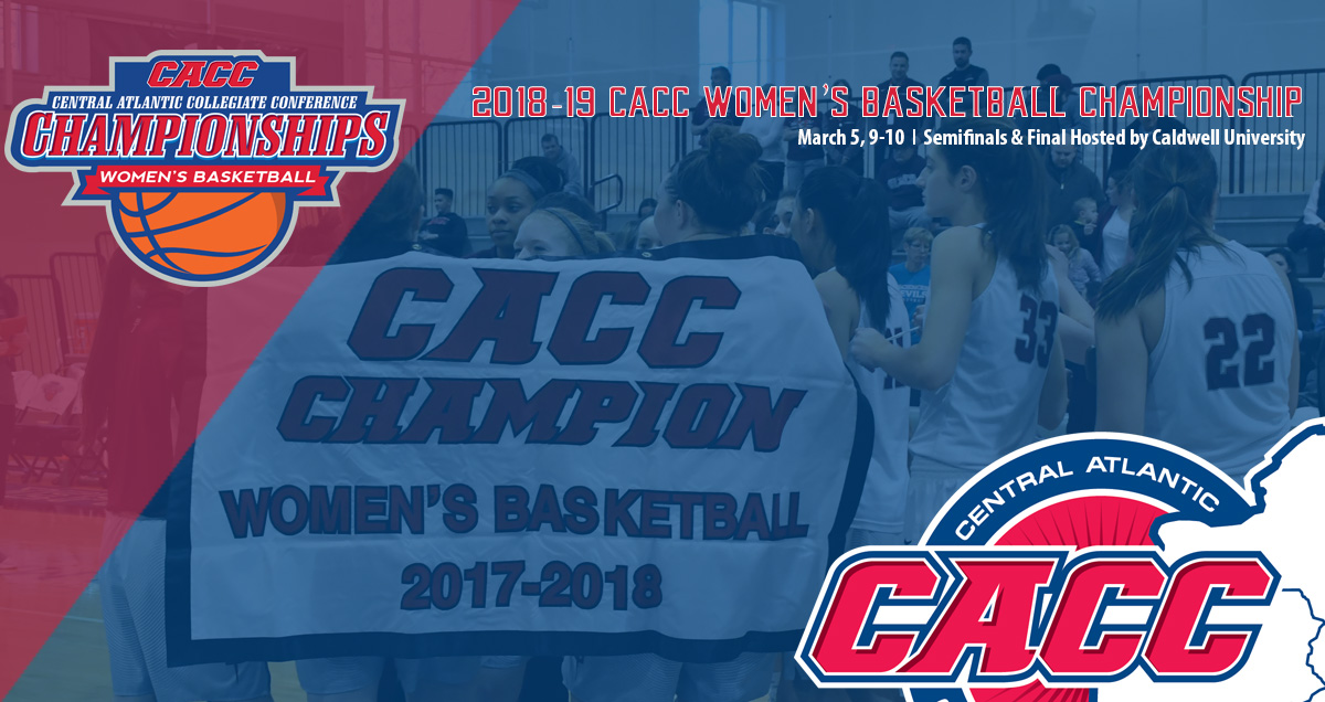 Official Online Digital Program of the 2018-19 CACC Women's Basketball Championship