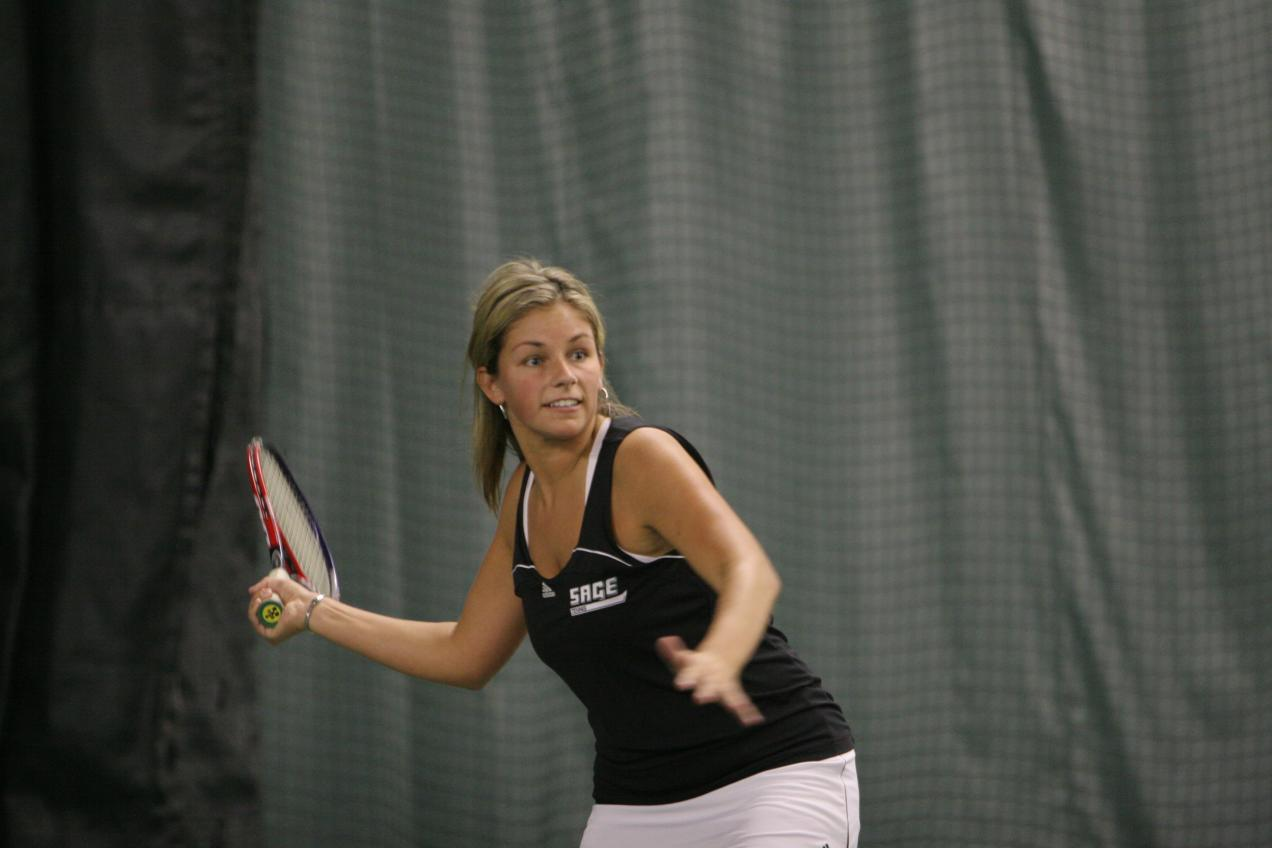 Sage announces 2009-2010 Women's Tennis Award Winners