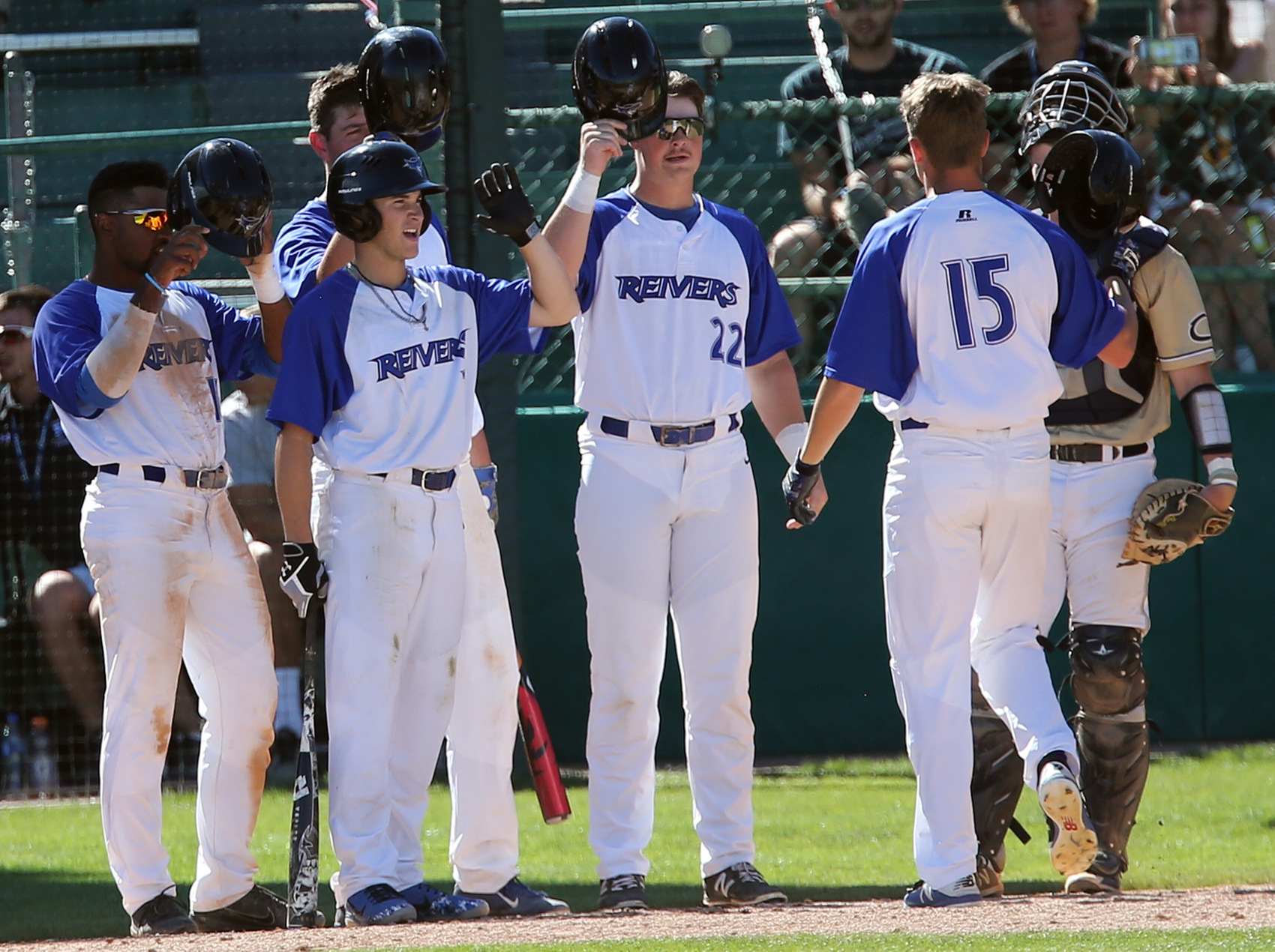 Reivers battle, drop extra inning thriller to defending National Champion Chipola to end season