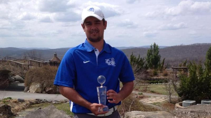 DeJohn First, Men's Golf Third at FDU Knights Invitational