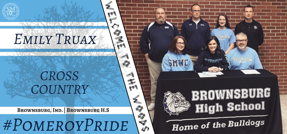 Women's XC Team Adds Emily Truax