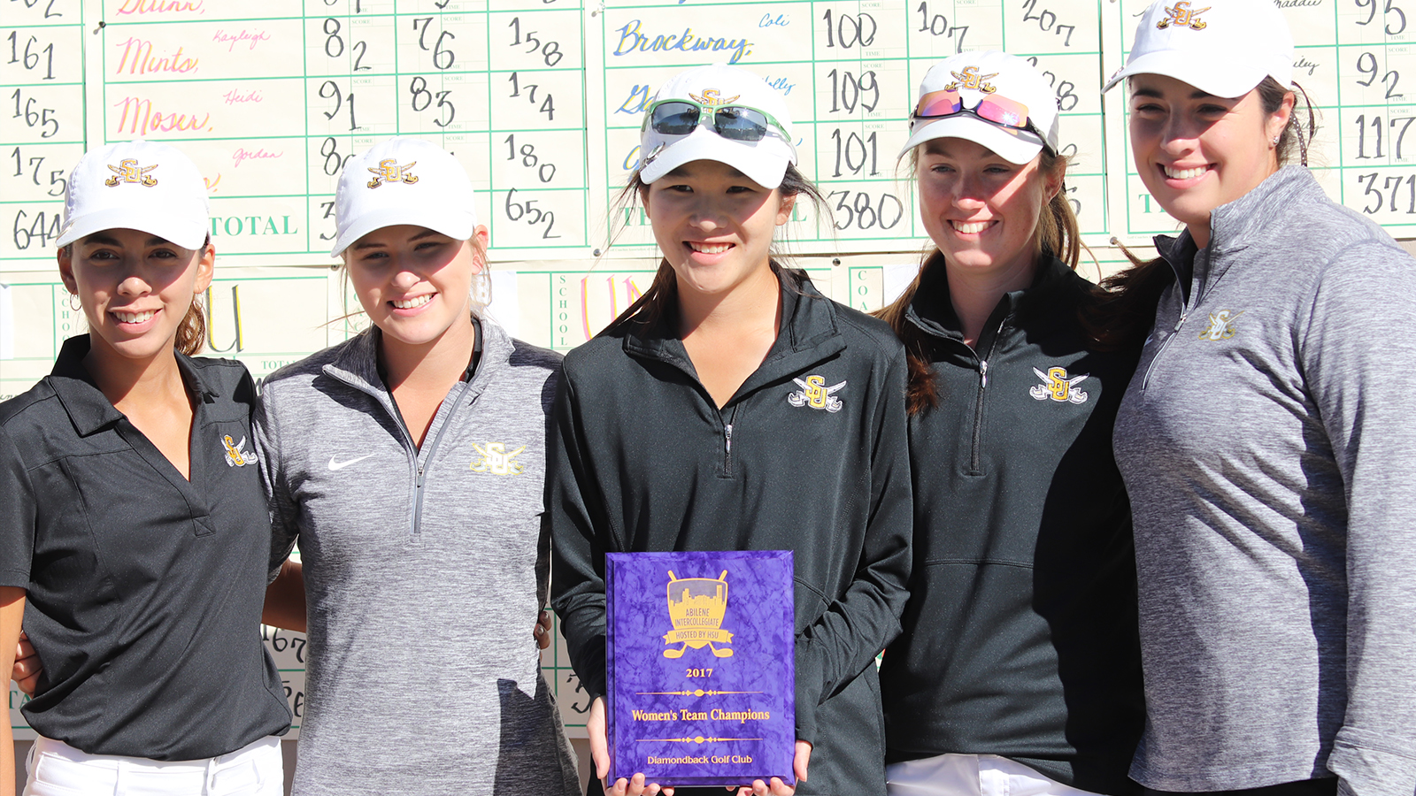 Pirates Close Fall Season with Win; Campbell Wins Individual Title