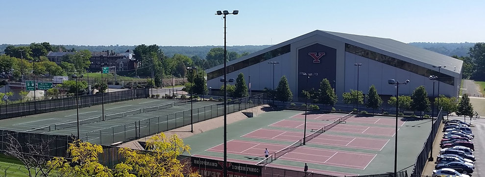 YSU Tennis Courts
