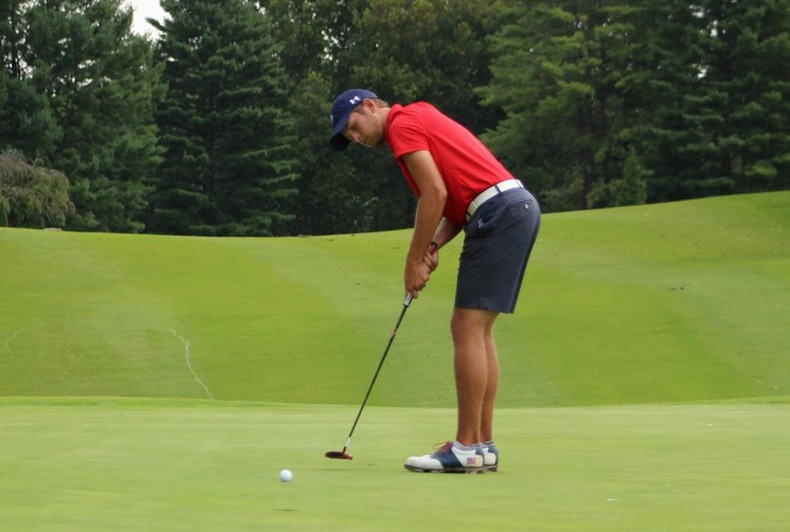 Bradford leads King Invite after 18 holes, King in 4th