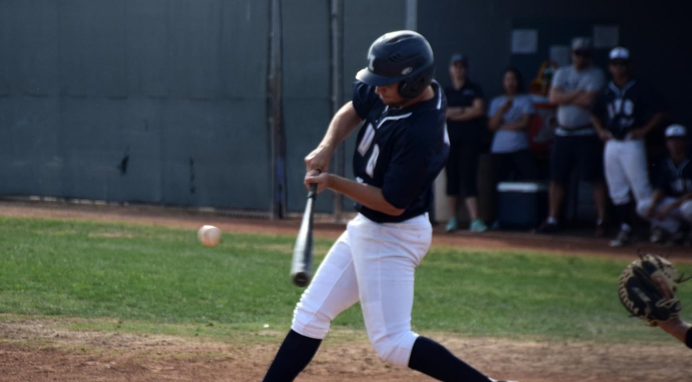 Baseball team has its chances, but falls to Golden West at home