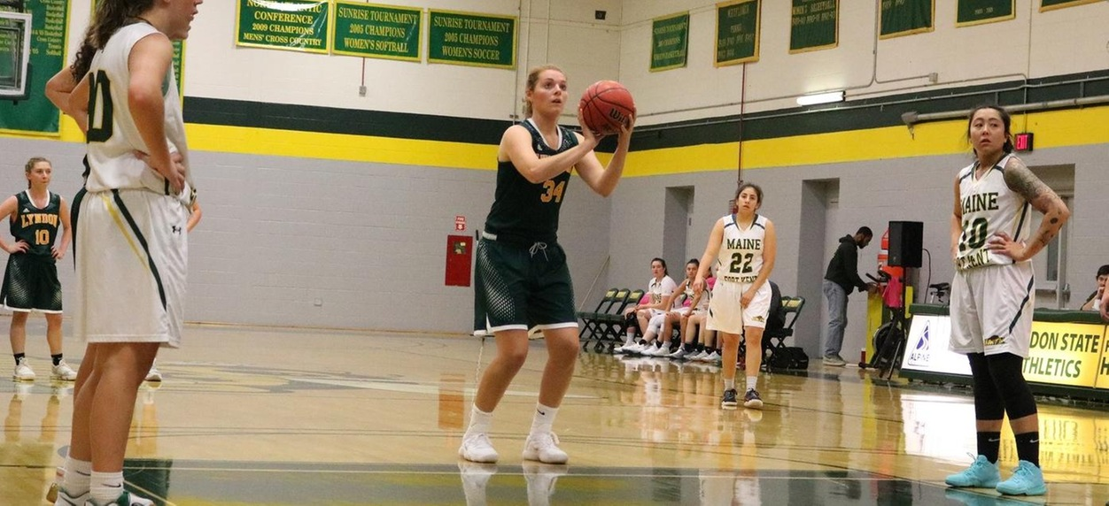 Hornet women fall to defending National Champion Amherst in season opener