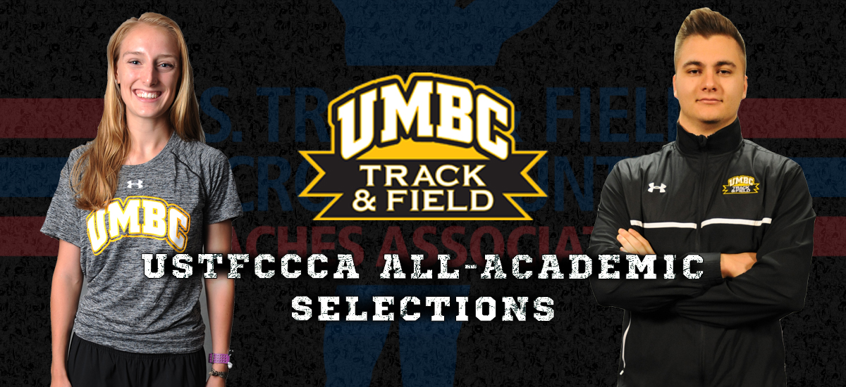 Prodanas, Cologer Earn USTFCCCA All-Academic Selections