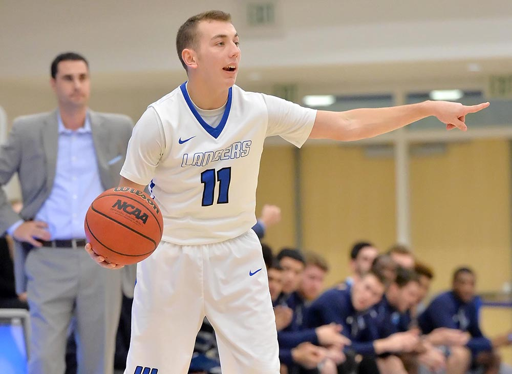 Men's Basketball Falls to Roger Williams