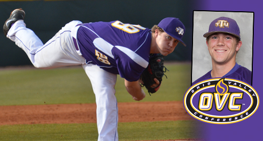 Hess collects first adidas OVC Pitcher of the Week honors