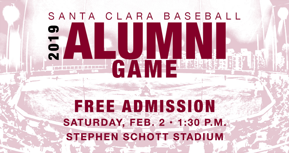 Alumni Baseball Game Set For February 2