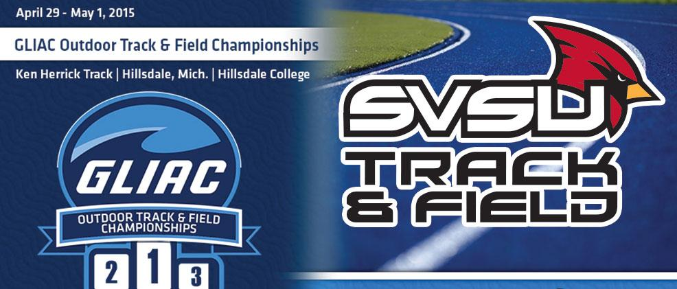 The 2015 GLIAC Outdoor Track & Field Championships will take place at Hillsdale College