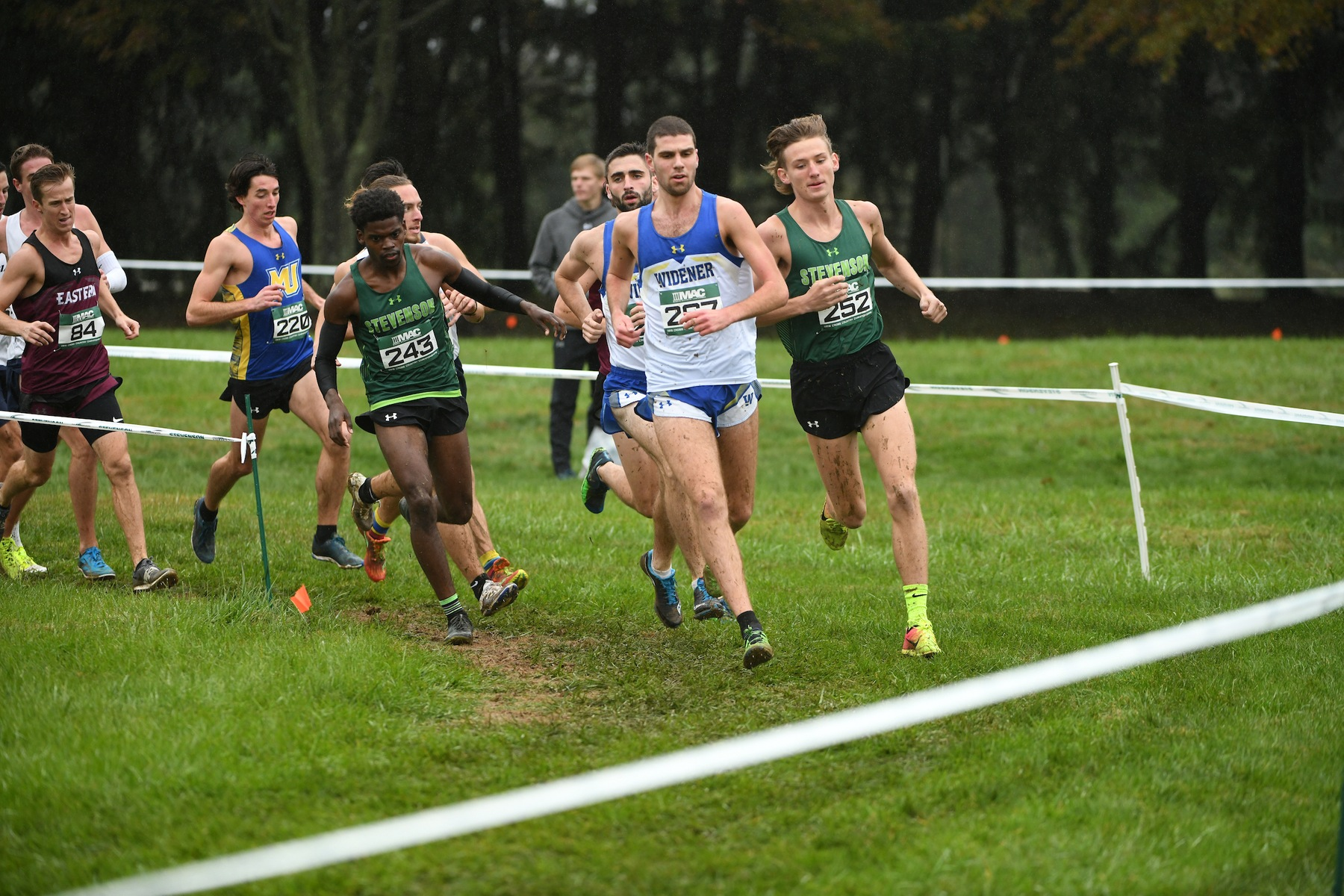 Watson Takes Fourth at Mount St. Mary's 5K Duals