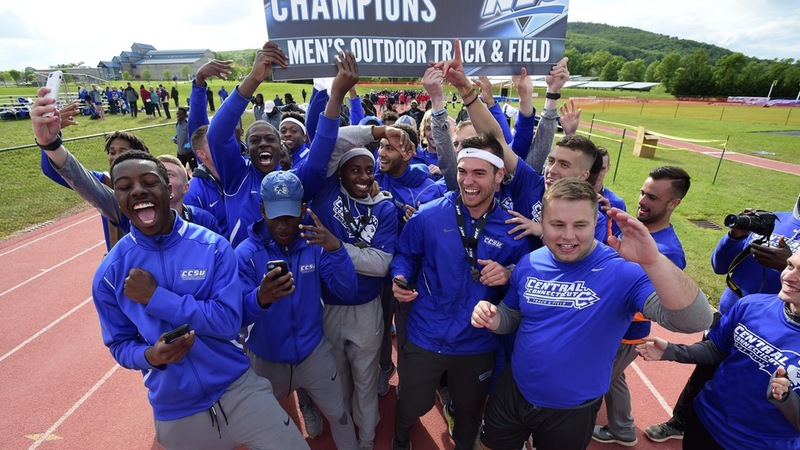 Men's Track & Field Earns USTFCCCA Academic Recognition