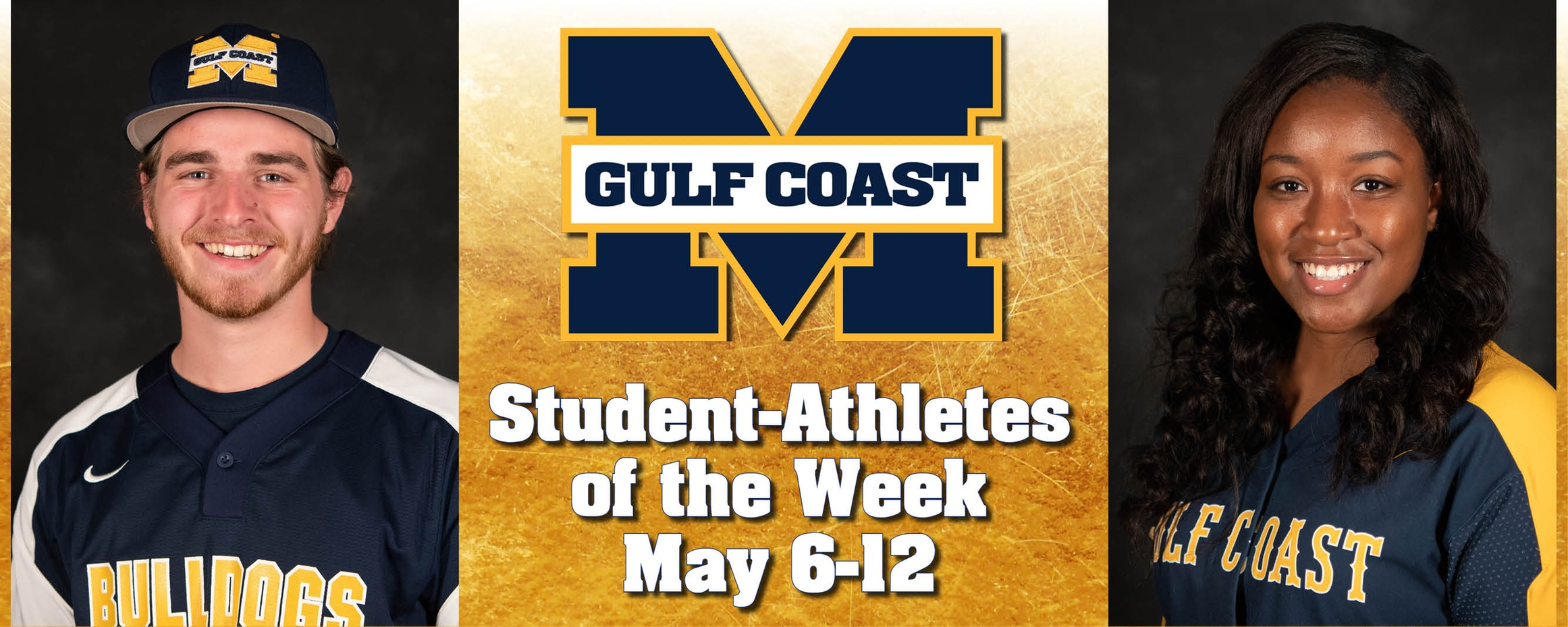 Gilbert, Hopson named MGCCC Student-Athletes of the Week
