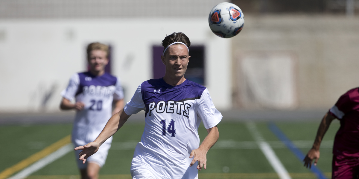 Men's Soccer tests Tigers in 1-0 loss