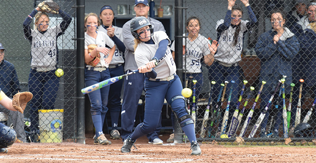 No. 11 Moravian Reaches 20 Wins with Landmark Conference Sweep at Susquehanna