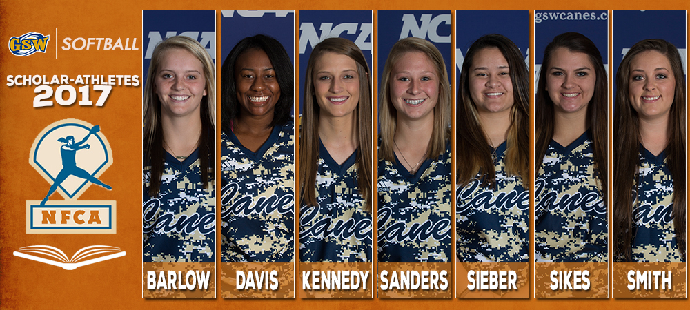 Softball Places Seven On NFCA Scholar-Athlete Award List