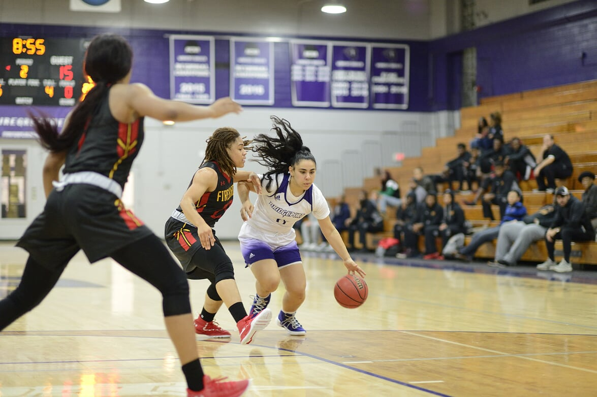 Purple Knights Start Fast And Never Trail In 67-51 ECC Women's Basketball Road Win Over Queens (N.Y.) College