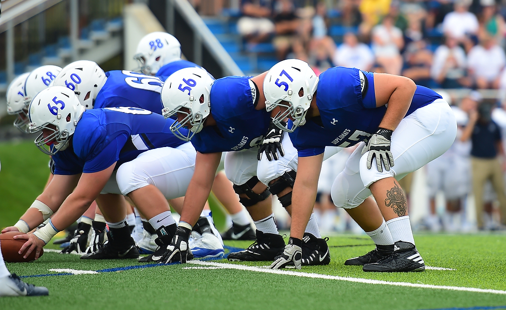 F&M Heads to Westminster to Battle Terror - Week 3 Game Notes