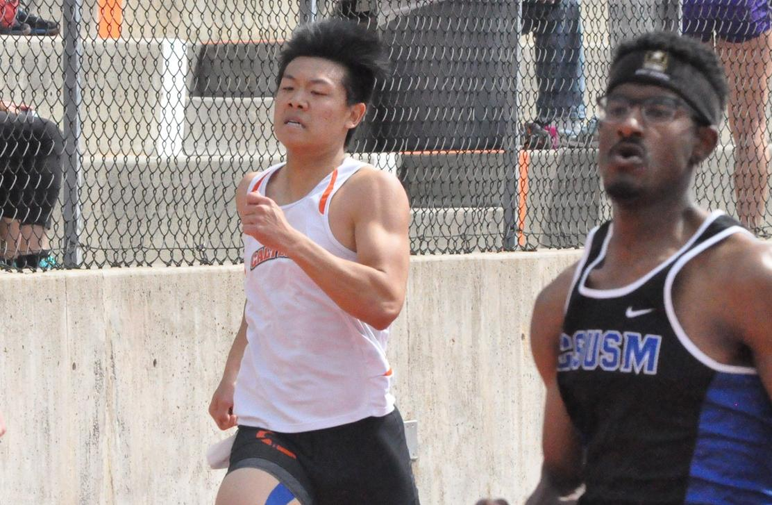 Track & Field Defeats Chapman in Final Multi-Dual