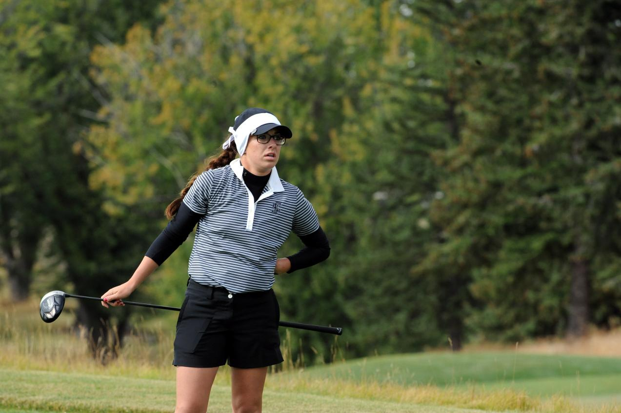 Women's Golf In Fourth Place; Freman Tied For Third After First Day Of Cowgirl Classic